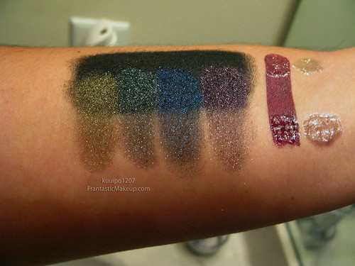 Style Black Swatches