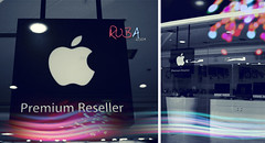 [7\30] (  | Ruba , [ AWAY ]) Tags: b apple its logo store mac all lol saudi p dedicated premium reseller ksa aplle ruba addicts