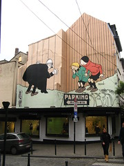 Birichini (Grafffio) Tags: bruxelles bruegel ruehaute marolles quicketflupke
