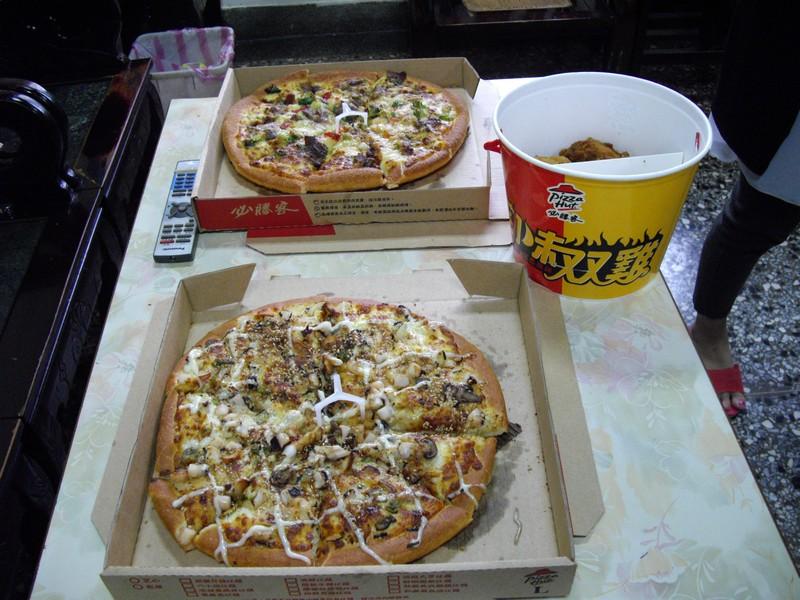 必勝客pizza