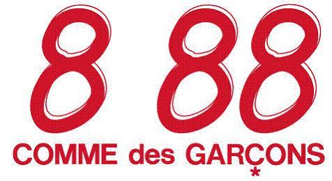 888 Comme des Garcons