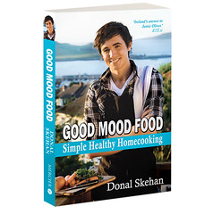 :: Winner of the signed copy of Good Mood Food!