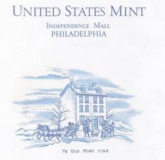 Dedication of the 4th U.S. Mint