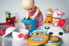 Miniature Weekly 6/52 (Yukihana~) Tags: lily bjd rement fairyland megahouse 652 tinybjd pukipuki pandacandyshop pukipukilily miniatureweekly