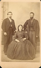 Civil War era photo - Cartes de Visite (snap-happy1) Tags: de photography war civil photographs era carte visites rochon