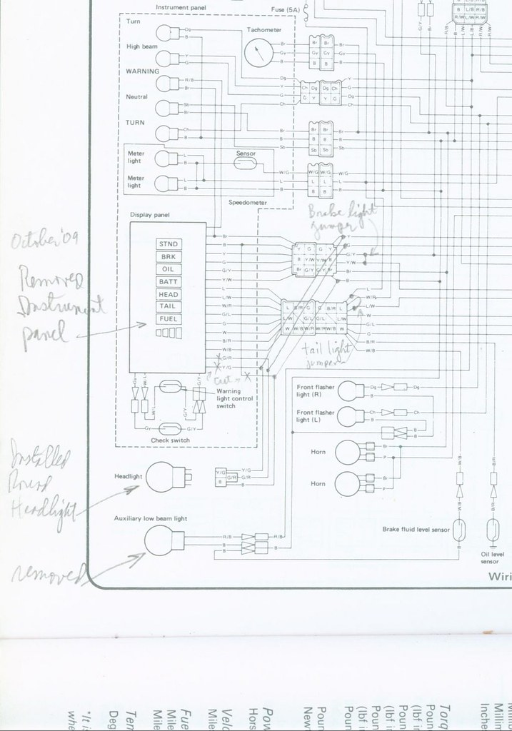 xs650 bobber wiring diagram the wiring diagram xs650 wiring diagram 1983 nilza wiring diagram