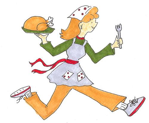 Dinner on the Run
