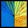 colourful roof (sediama (break)) Tags: blue roof sun germany dresden raw pentax explore colourful kreuzkirche sediama imgp0508 ©bysediamaallrightsreserved