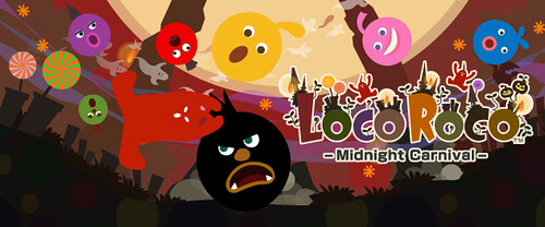 LocoRoco Midnight Carnival for PSP