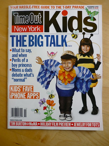 Time Out New York Kids cover