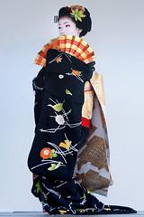 200911031324160 (Tamayura) Tags: nov japan nikon kyoto sigma maiko geiko kimono kansai 2009 d300 nishijin kamigamojinja 100300mmf4dg