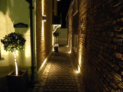 Garden Lighting Wilmslow Image 17