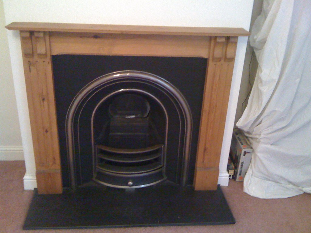 Decorative Fireplace Insert