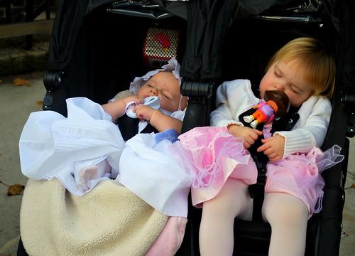 Sleeping Sisters