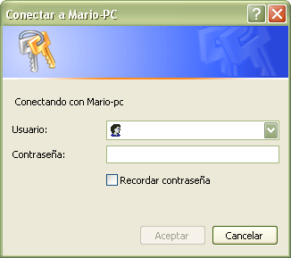 Crear una Red entre Windows 7 y XP