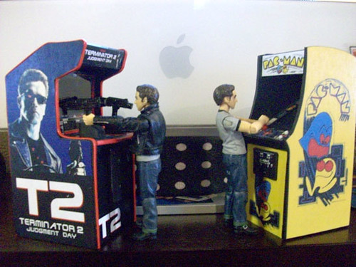 the labeouf arcade.