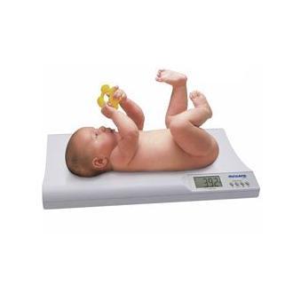 Báscula bebé
