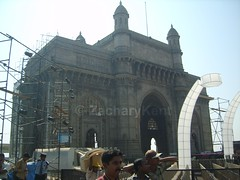 Mumbai - Gateway of India (ZacharyKent) Tags: city india monument geotagged interesting asia maharashtra mumbai 2009 picnik wikimapia interestingplace samsungdigimaxs800kenoxs800