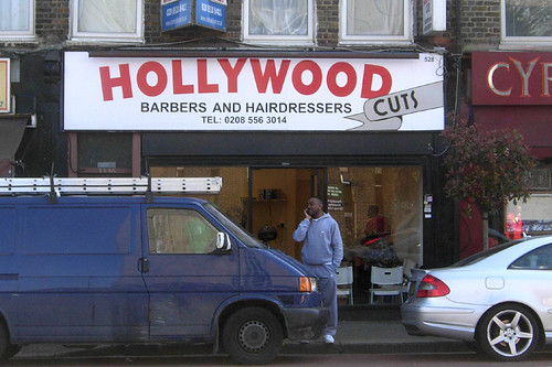 Hollywood barbers & hairdressers