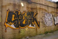 Graffiti Chicago Factory (nitram242) Tags: chicago abandoned graffiti factory speak wyse