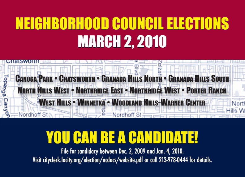 Election Postcard