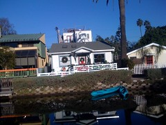 Venice Canals - Christmas Decorations