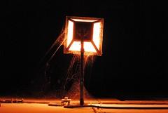 SIn arañas (Mariano Rupérez) Tags: light luz night faro noche darkness oscuridad telarañas