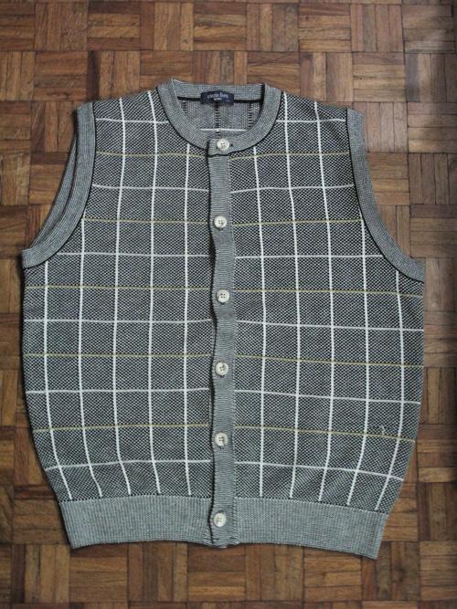 Knit vest 01