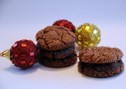 chocolate-gingercookies