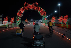 Winter Wonderland-Bike Night at PIR-16