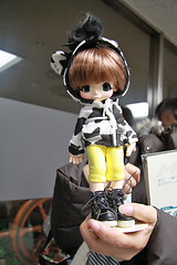 Kinoko Juice Doll in I-Dollshow (Freddy - Creations) Tags: juice kinoko
