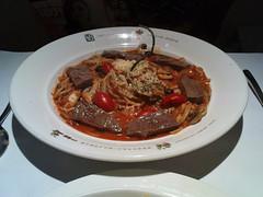 牛肉茄汁義大利麵