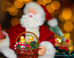 a basket full of joy (Kris Kros) Tags: christmas xmas field cane photoshop dof basket candy bokeh joy full kris claus samta 2009 depth kkg clause hohoho cs4 kros kriskros a of kkgallery