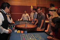 Roulette (Halans) Tags: vegas office sydney casino roulette xmasparty c2p vegasnights xmasofficeparty xmasparty09