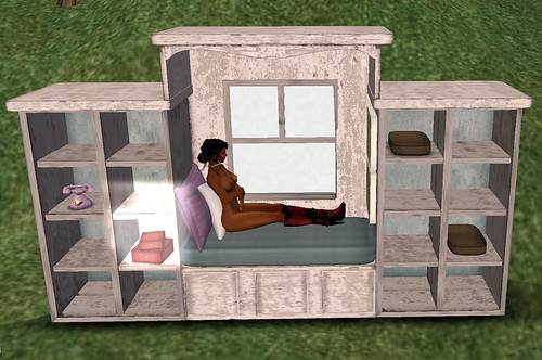 Chimney Hunt 007 Second Spaces window seat