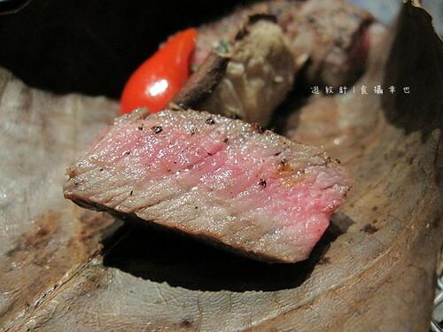 三井午間套餐烤牛肉仔細看