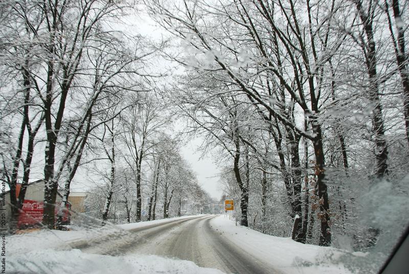 Winter 2010, Bochum-Linden