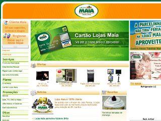 lojas maia ofertas