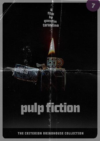 Criterion Grindhouse #7: Pulp Fiction