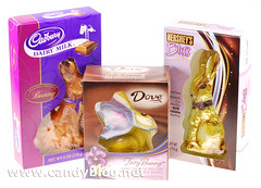 Cadbury - Dove - Bliss Bunnies