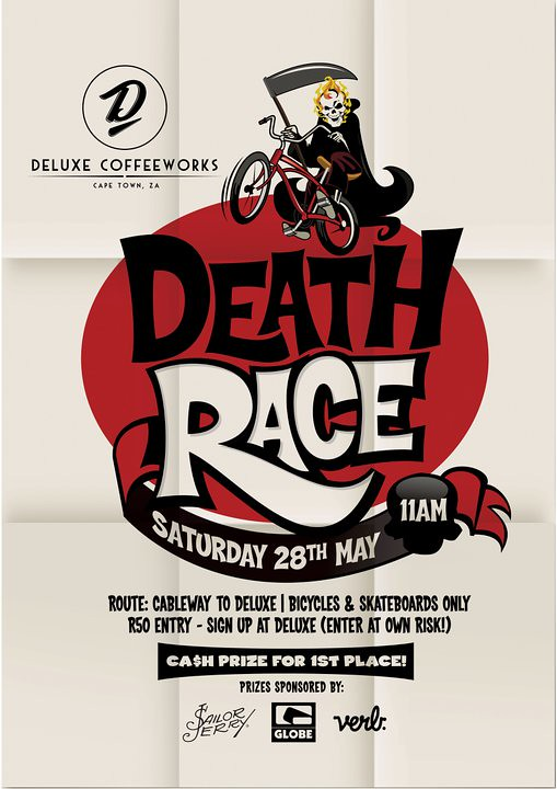 Death Race 28 MAY
