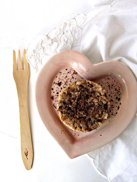 Risotto allo Zafferano con Cioccolato al Sale di Cervia e Pepe Garofanato