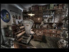 Grocery (Kemoauc) Tags: museum nikon hdr d90 gerlingen nikond90 kemoauc