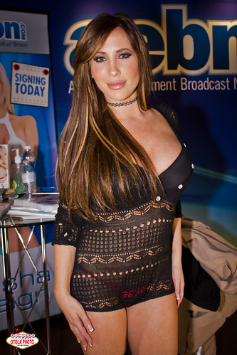 Tasha Reign At The Avn Adult Entertainment Expo