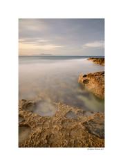 Horizon (g.femenias) Tags: sacolòniadesantpere artà mallorca longexposure daytimelongexposure ndfilter sea seascape rocks mountains sky