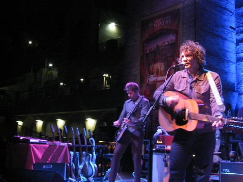 Wilco, Saratoga Mountain Winery, 6-26-09
