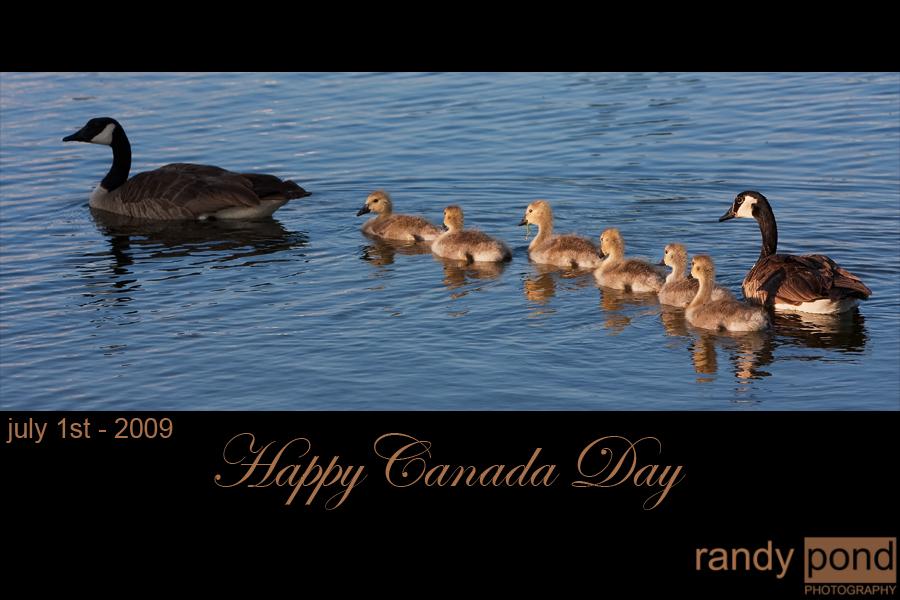 ~ Canada Day 2009 ~