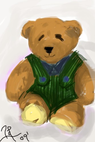 Brushes - Bear