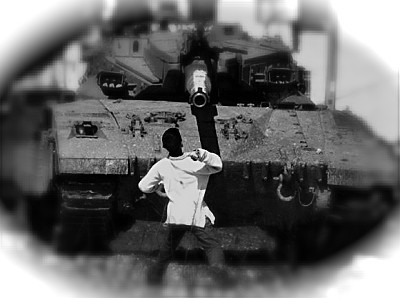 Intifada For Where the Pieces Fall