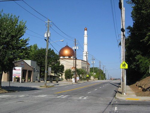 Al-Farooq Masjid Mosque